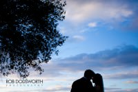 Holkham Hall sunset wedding photography