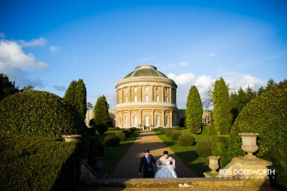 Suffolk Wedding Photography at Ickworth House