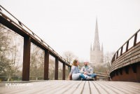 Pre-wedding photography in Norwich