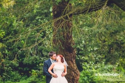 wedding portrait photography at the norfolk mead hotel