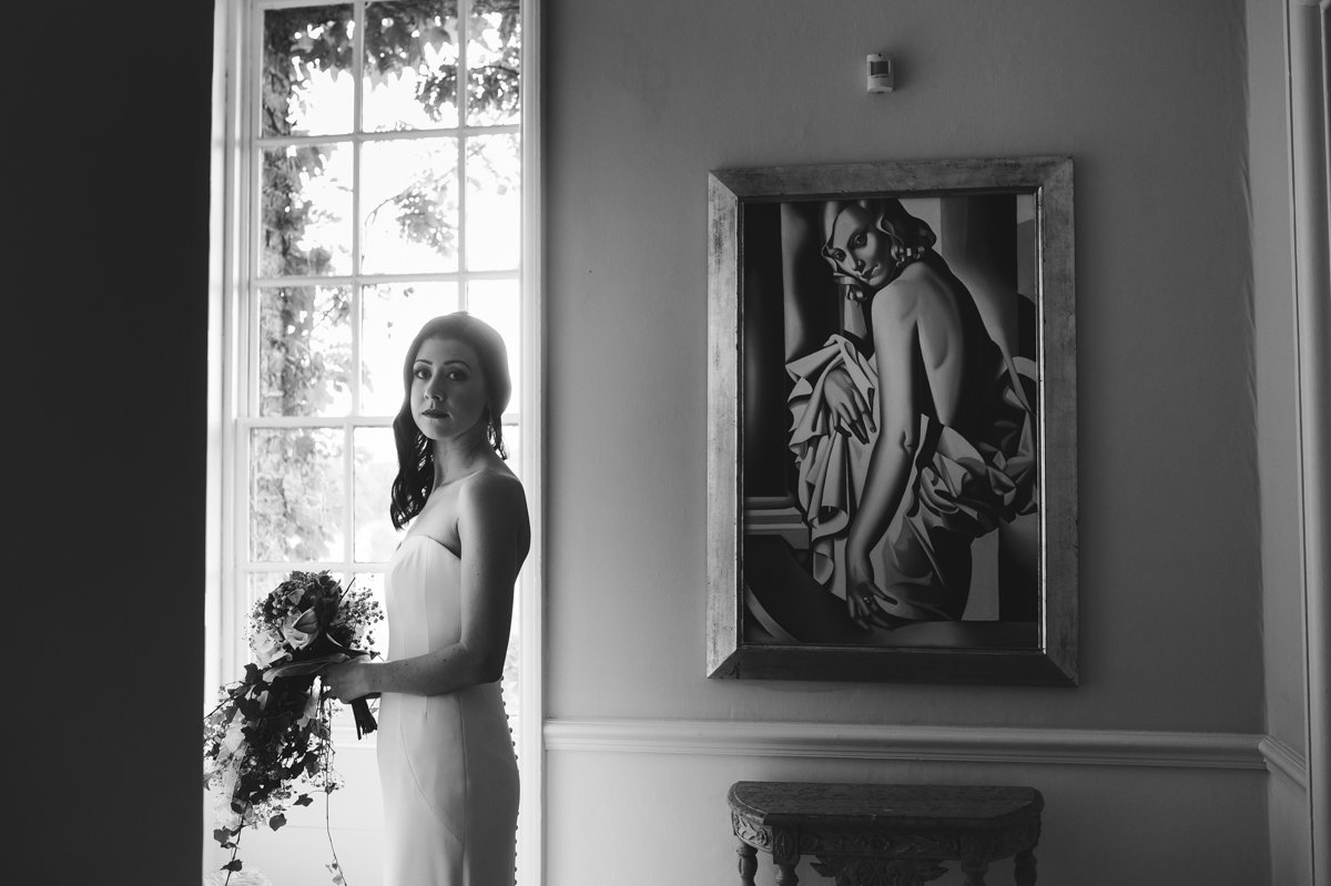 narborough hall wedding 8