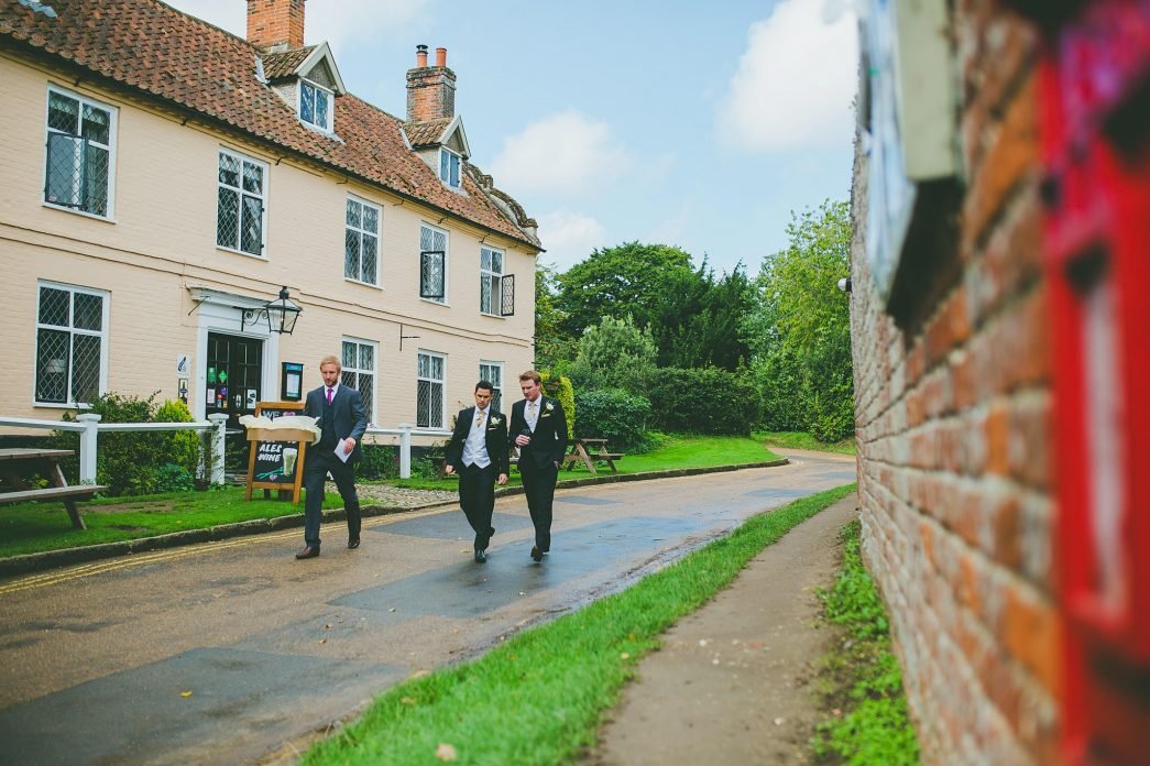 Blickling Hall Wedding Photography-34