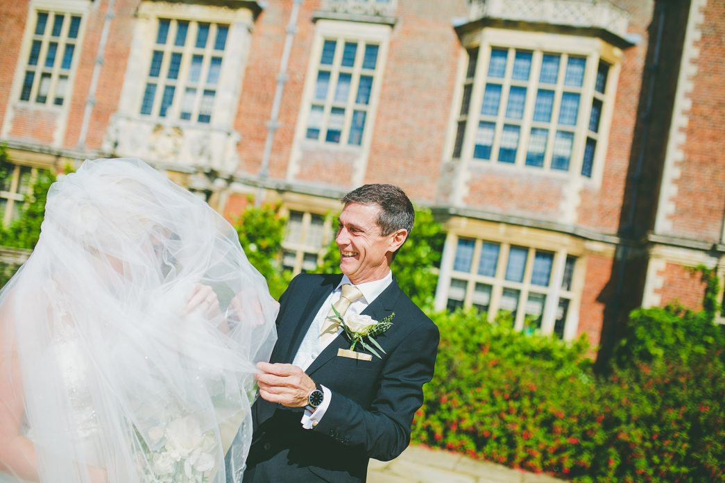 Blickling Hall Wedding Photography-45
