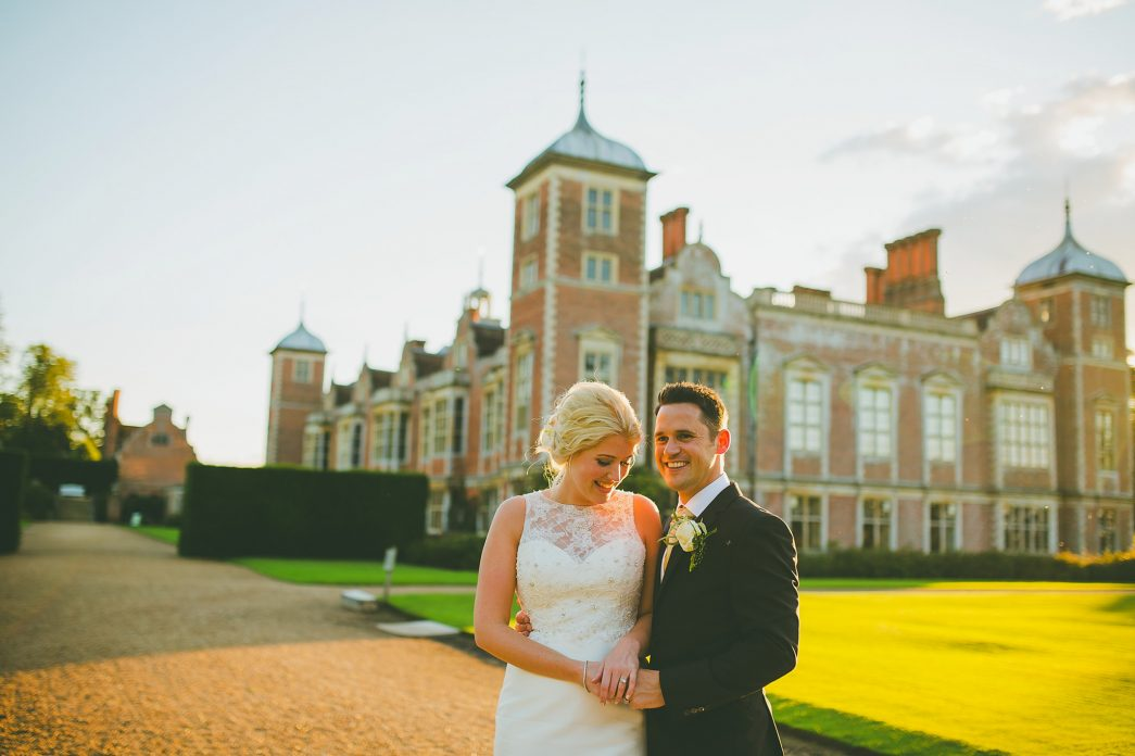 Blickling Hall Wedding Photography-90
