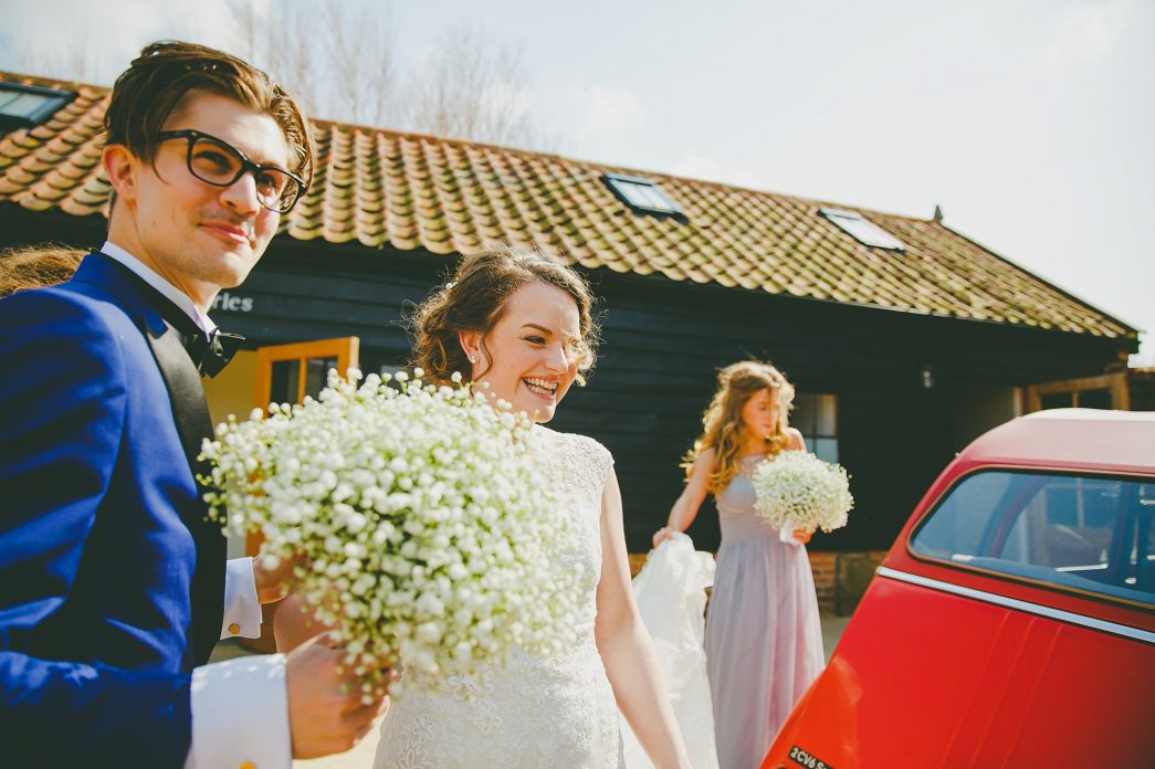 Hales Hall Barn Wedding - Rob Dodsworth Photography-14
