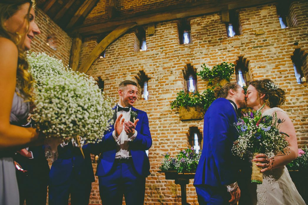 Hales Hall Barn Wedding - Rob Dodsworth Photography-21