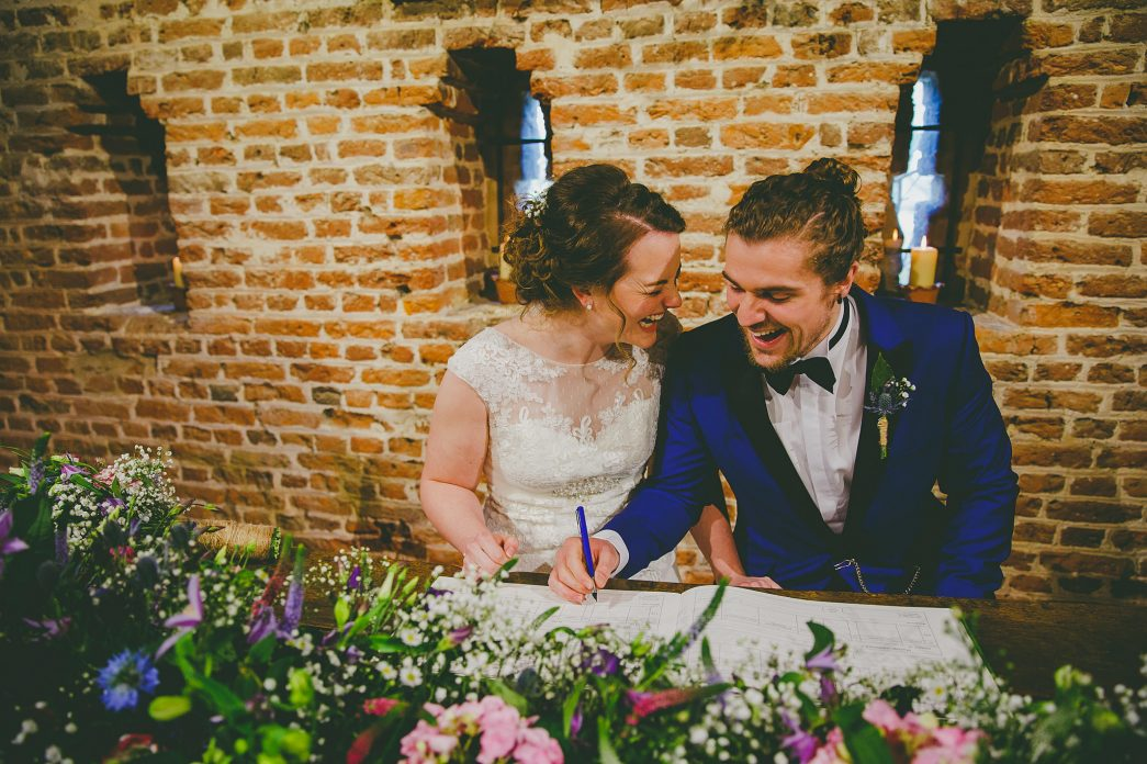 Hales Hall Barn Wedding - Rob Dodsworth Photography-22