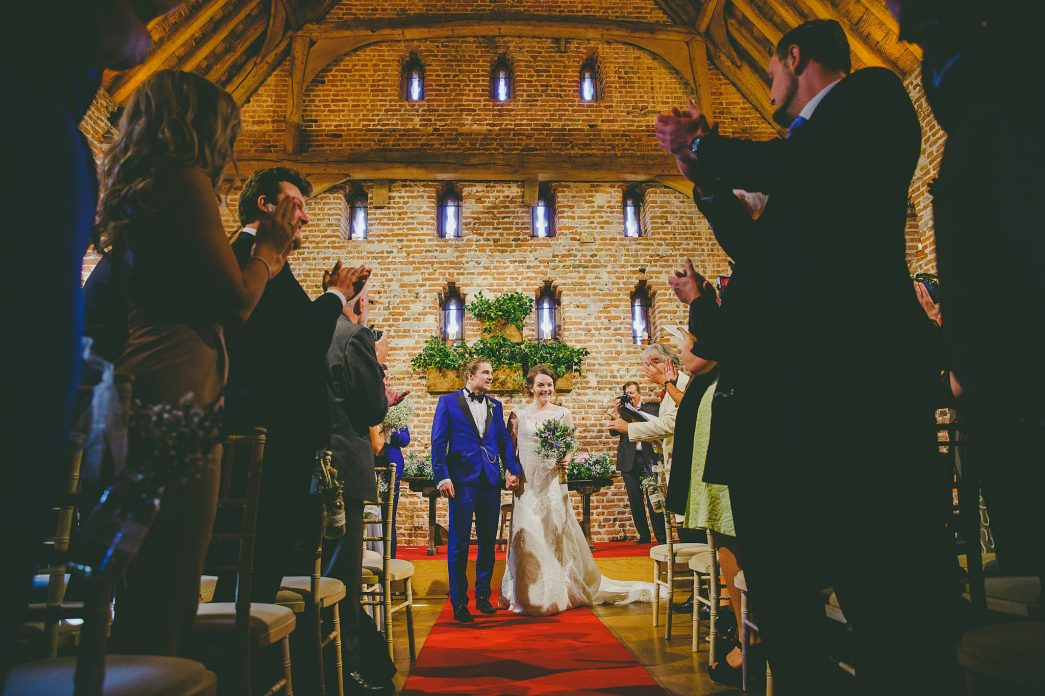 Hales Hall Barn Wedding - Rob Dodsworth Photography-23