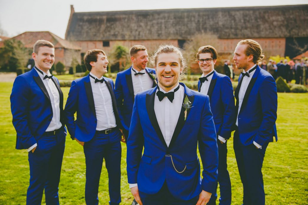 Hales Hall Barn Wedding - Rob Dodsworth Photography-30