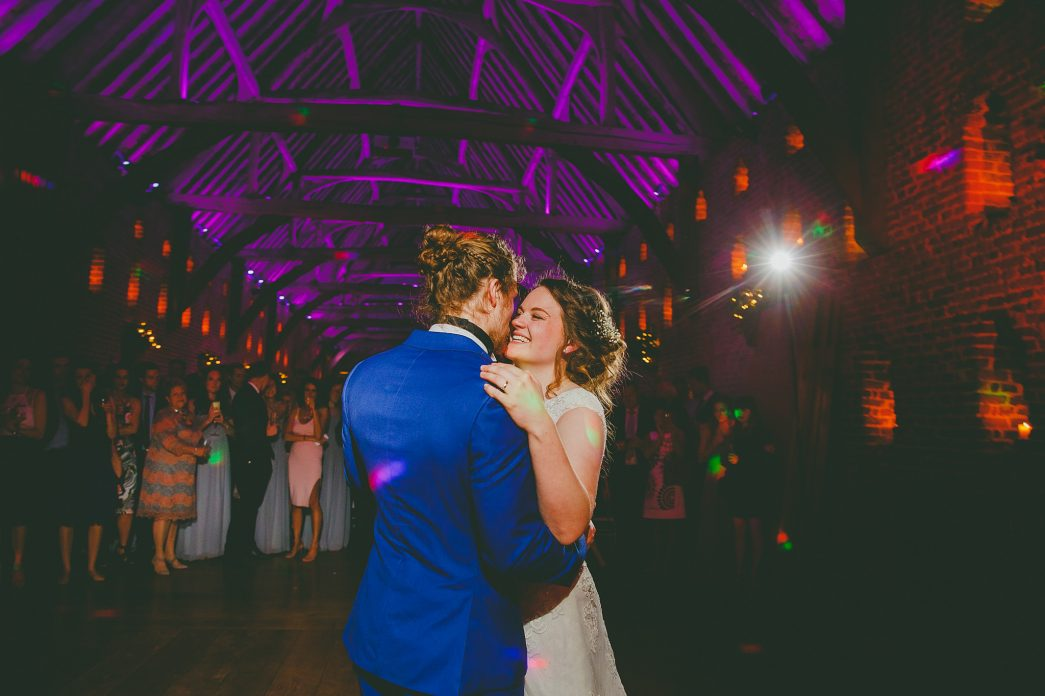 Hales Hall Barn Wedding - Rob Dodsworth Photography-49