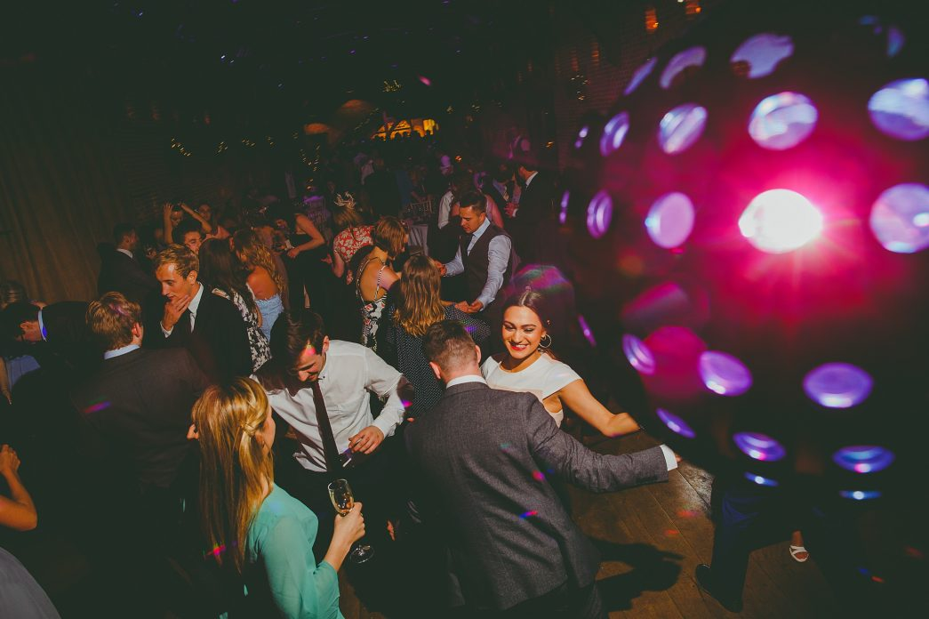 Hales Hall Barn Wedding - Rob Dodsworth Photography-57