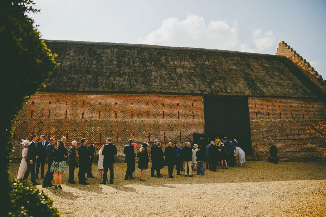 Hales Hall Barn Wedding - Rob Dodsworth Photography-8