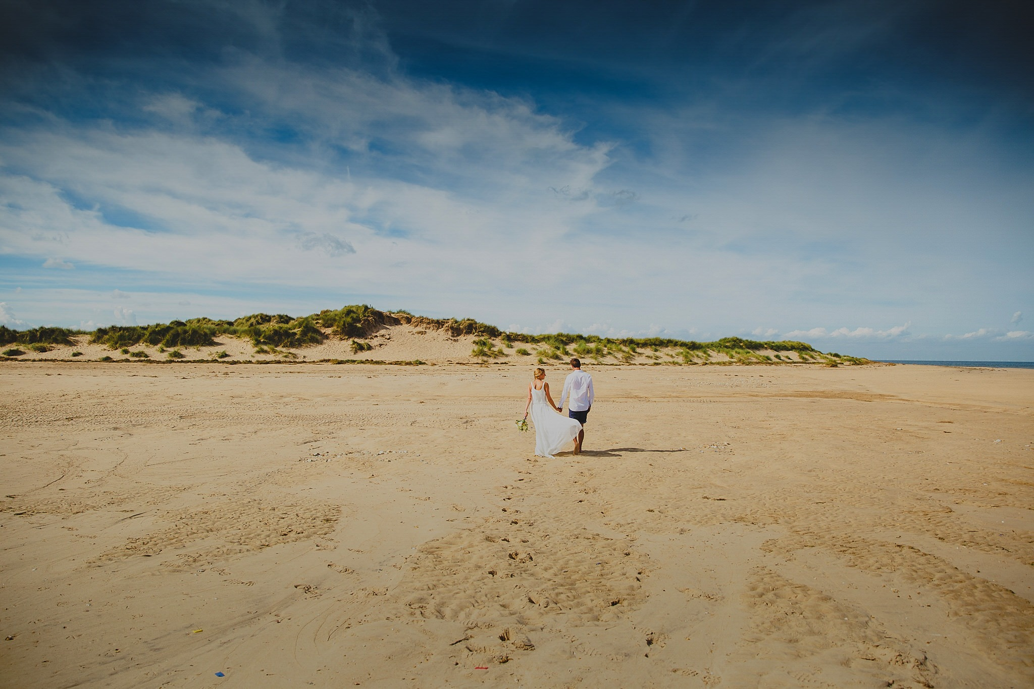 Destination Wedding Photography on a beach