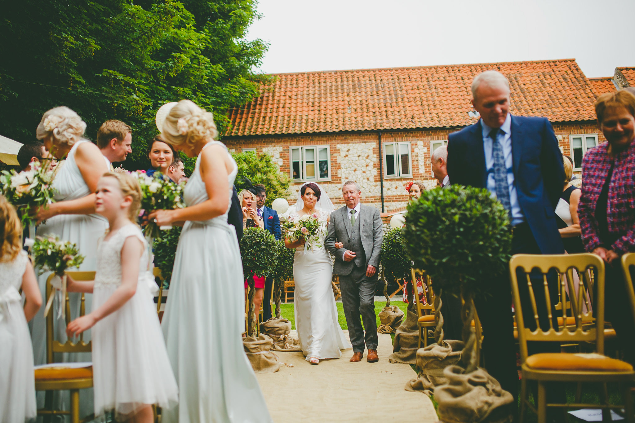Norfolk Wedding Photography The Hoste 19