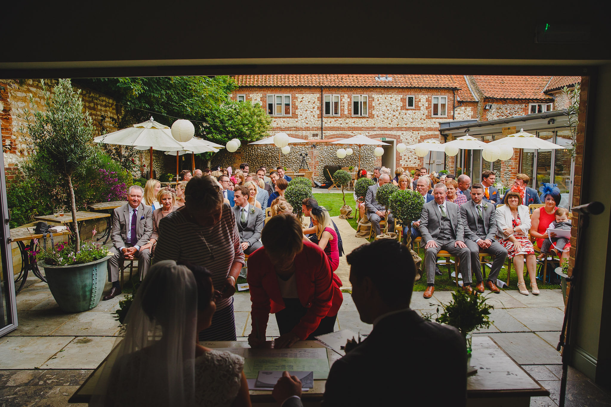 Norfolk Wedding Photography The Hoste 24