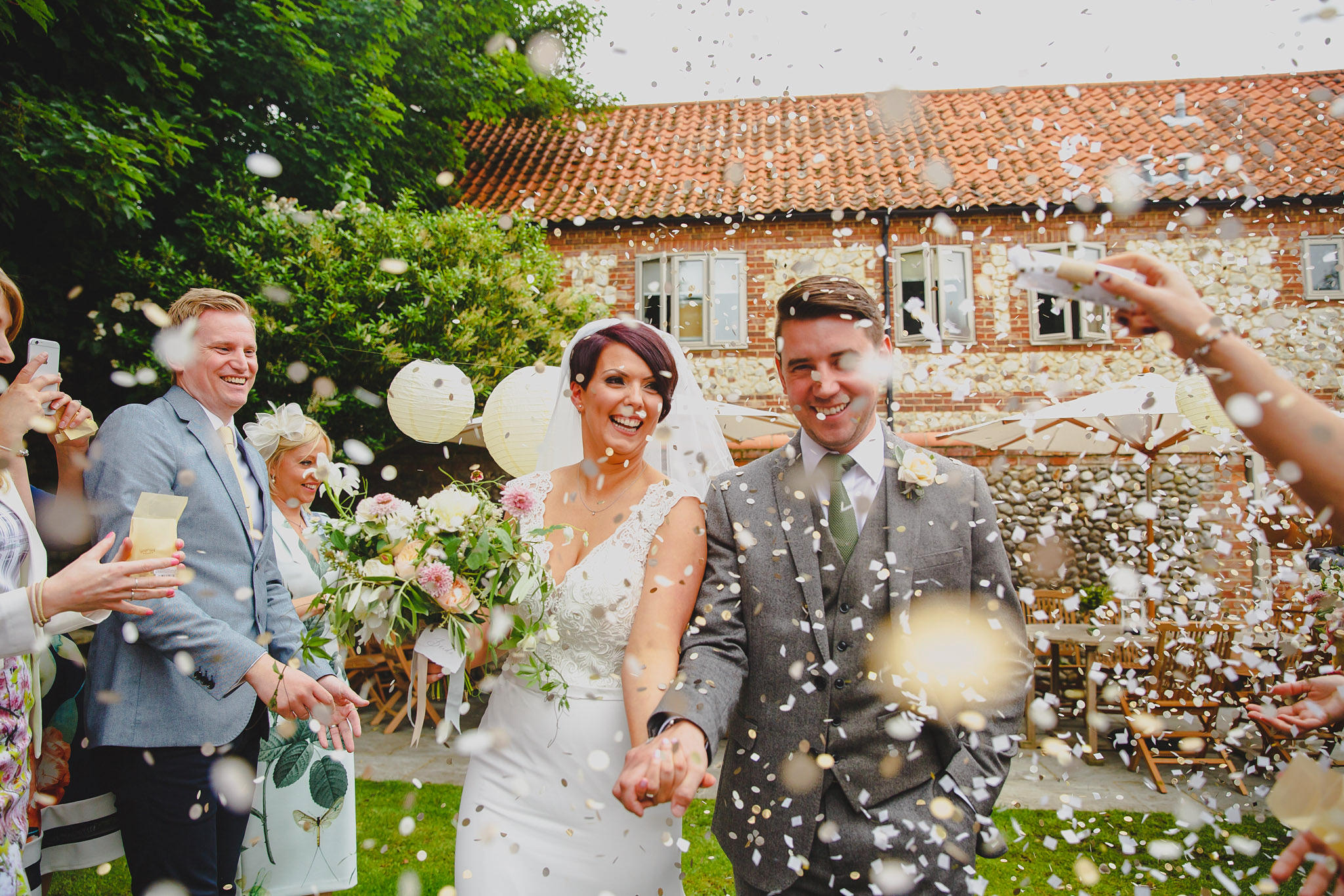 Norfolk Wedding Photography The Hoste 27