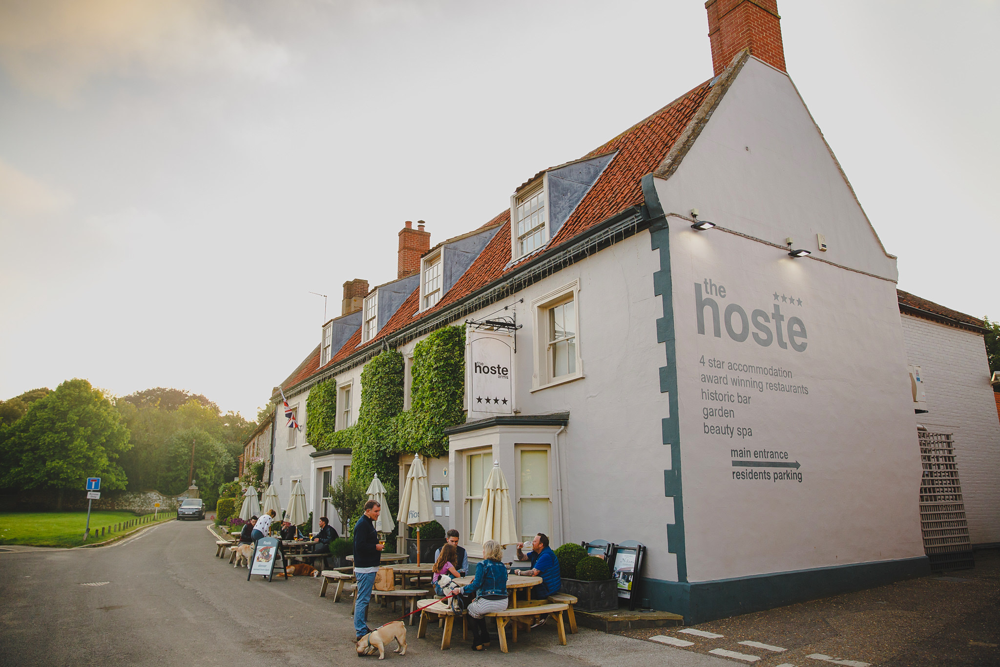 Norfolk Wedding Photography The Hoste 51