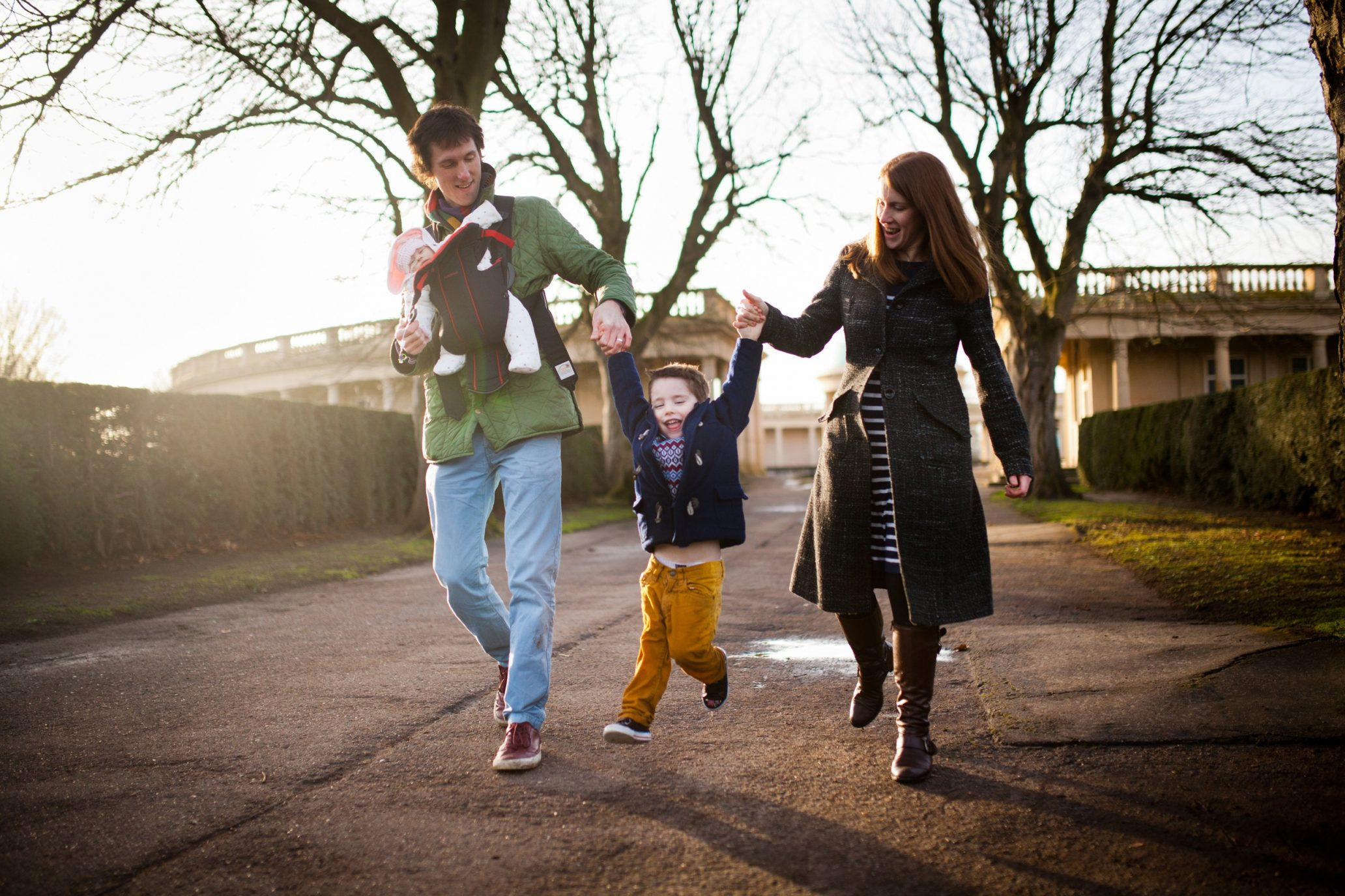 Family Photography in Norwich park