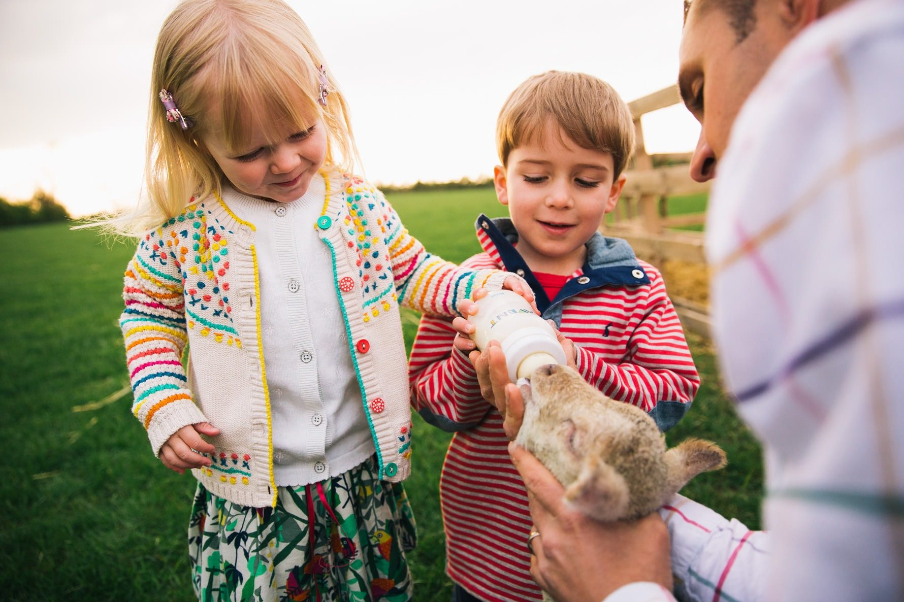 documentary family photography in Suffolk