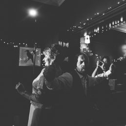 Dance Floor action at Georgian Townhouse Wedding