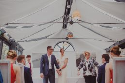 Titchwell Major Wedding Ceremony