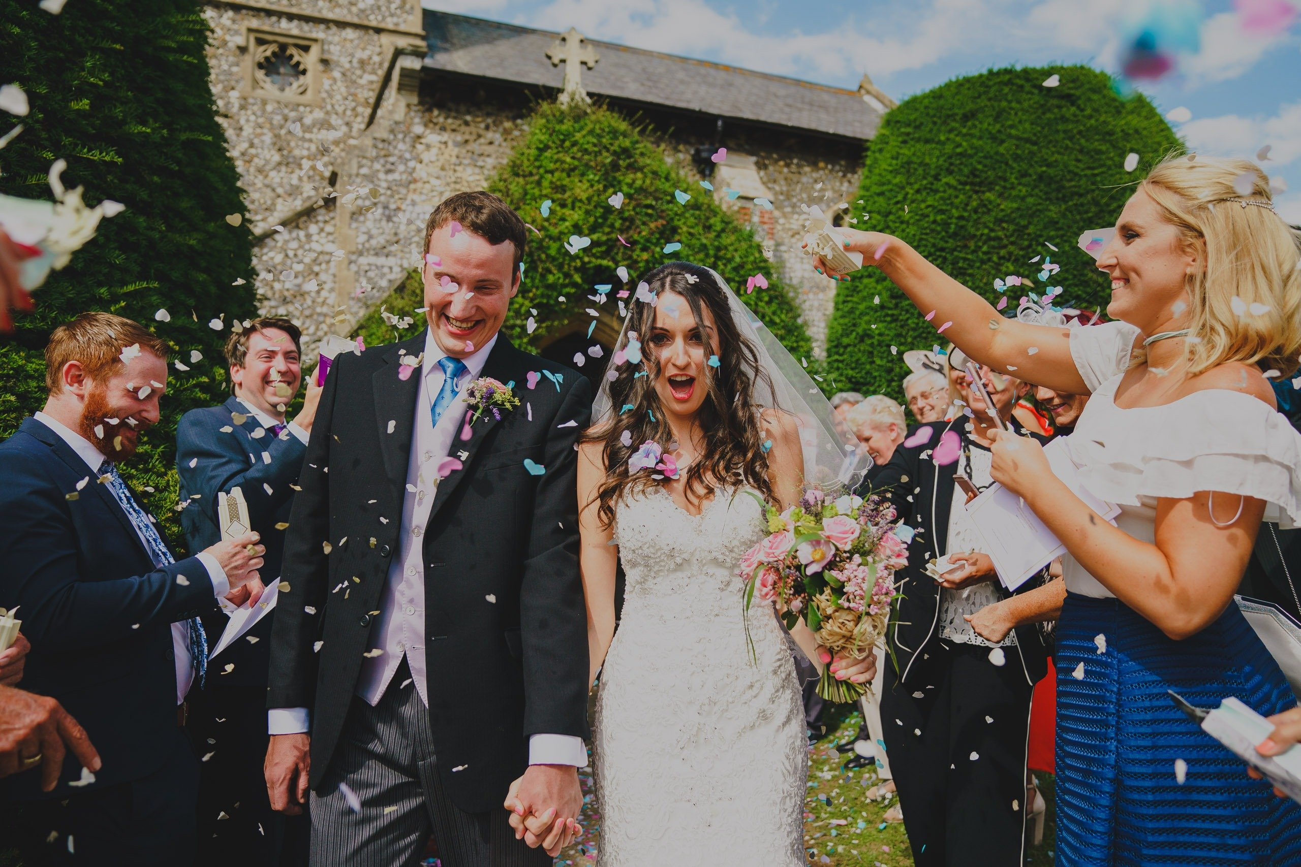 Best Norfolk Wedding Photography of 2017