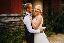 a wedding at Glebe Farm Barn, Wymondham, Norfolk