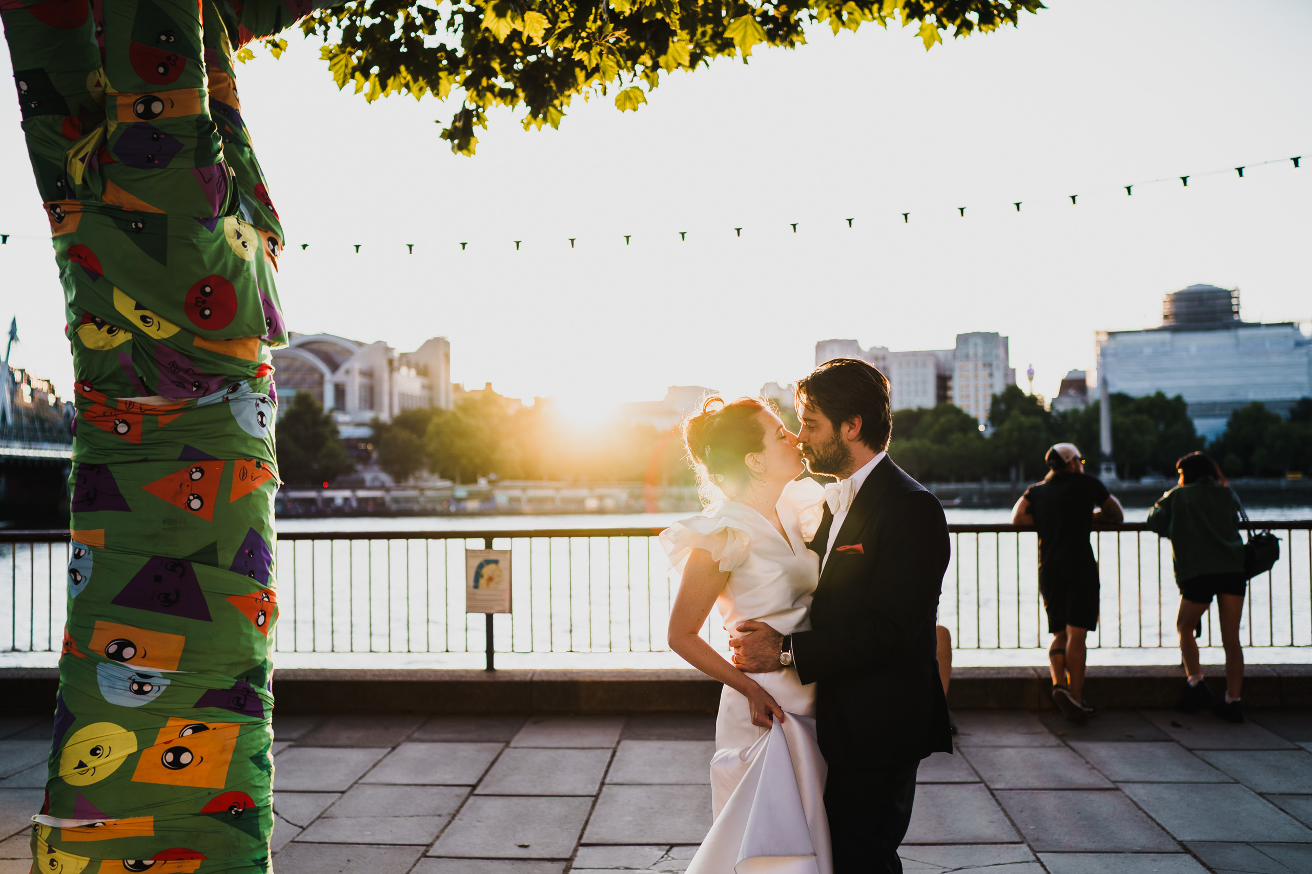 Wedding Photography, London, Southbank