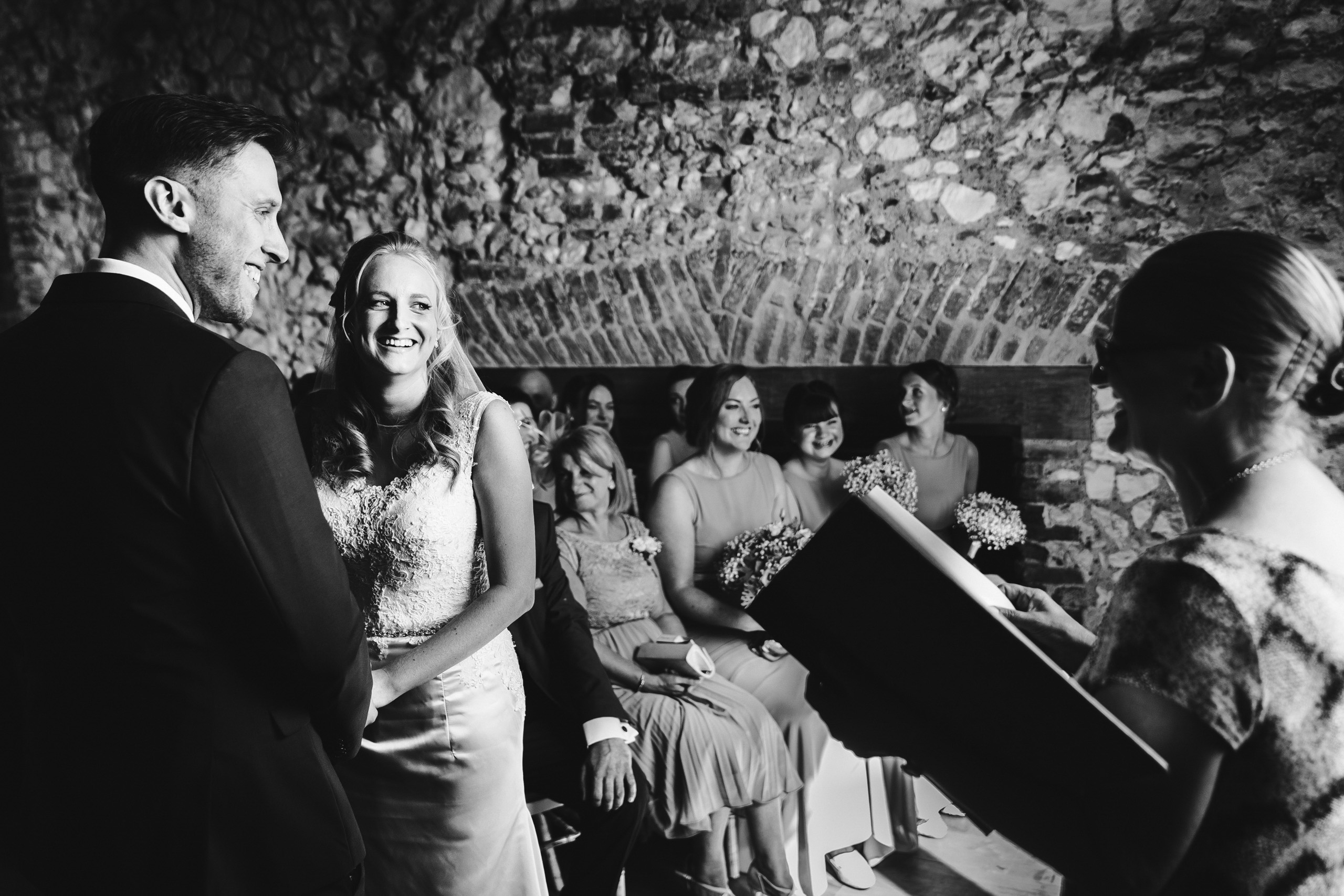 A Pentney Abbey Wedding Ceremony